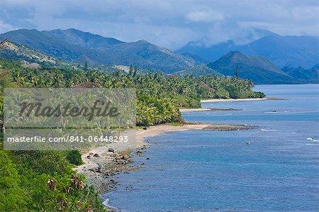 East coast of Grande Terre, New Caledonia, Melanesia, South Pacific, Pacific