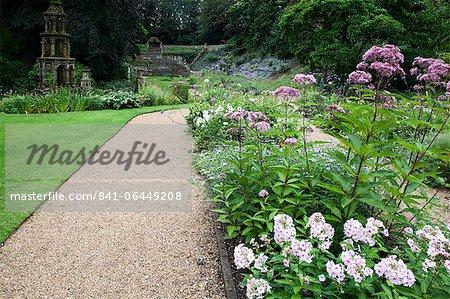 The Plantation Garden, Norwich, Norfolk, England, United Kingdom, Europe