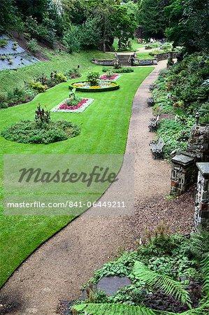 The Plantation Garde, Norwich, Norfolk, England, United Kingdom, Europe