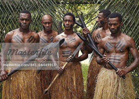 Authentic Fiji Natives First Landing Resort Nalamu Beach