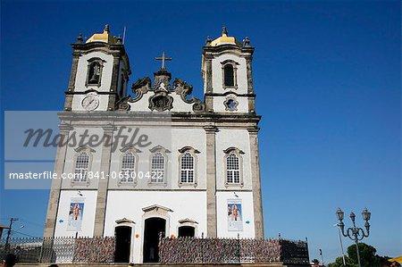 Igreja Nosso Senhor do Bonfim church, Salvador (Salvador de Bahia), Bahia, Brazil, South America
