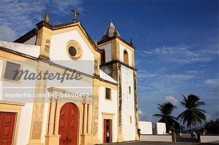 Igreja da Se (Se Cathedral), UNESCO World Heritage Site, Olinda, Pernambuco, Brazil, South America