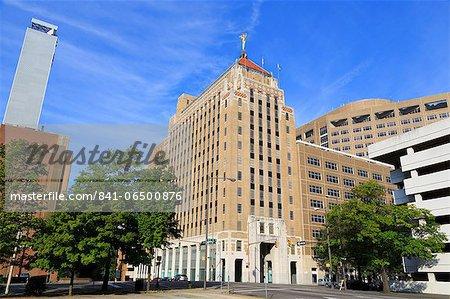 Alabama Power Company Building, Birmingham, Alabama, United States of America, North America
