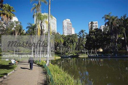 Parque Municipal, Belo Horizonte, Minas Gerais, Brazil, South America
