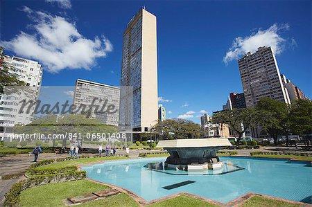 Praca Raoul Soares, Belo Horizonte, Minas Gerais, Brazil, South America