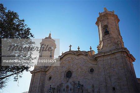 Cathedral, Potosi, UNESCO World Heritage Site, Bolivia, South America