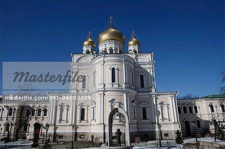 Russian Orthodox church, St. Petersburg, Russia, Europe