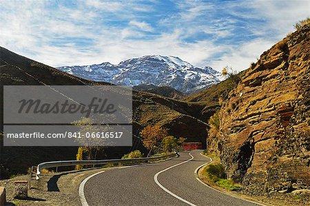 Tizi n'Tichka Pass, High Atlas, Morocco, North Africa, Africa