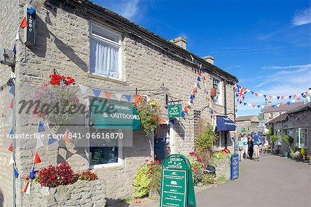 Castleton, Peak District National Park, Derbyshire, England, United Kingdom, Europe
