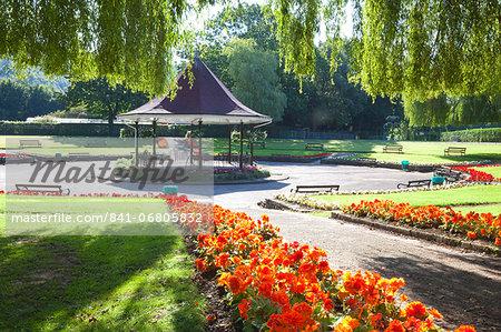 Ynysangharad Park, Pontypridd, Mid-Glamorgan, Wales, United Kingdom, Europe