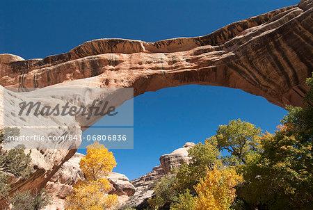 Natural Bridges National Monument, Utah, United States of America, North America