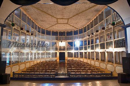Opera House, Sabara, Belo Horizonte, Minas Gerais, Brazil, South America