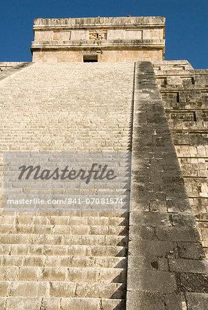 Chichen Itza, UNESCO World Heritage Site, Yucatan, Mexico, North America