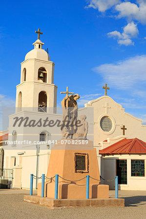 St. Thomas Church and Indian Mission, Yuma, Arizona, United States of America, North America