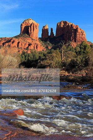 Red Rock Crossing, Sedona, Arizona, United States of America, North America