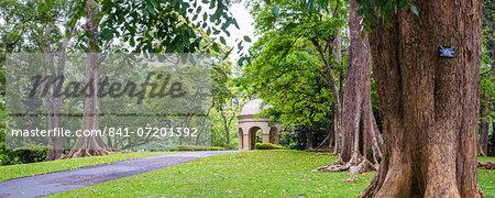 Kandy Royal Botanical Gardens, Peradeniya, Kandy, Sri Lanka, Asia
