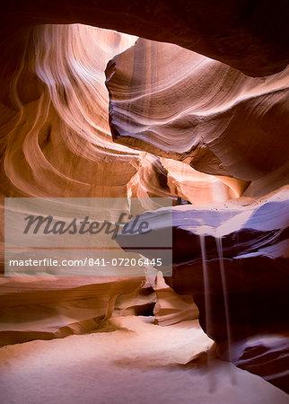 Antelope Canyon, Page, Arizona, United States of America, North America