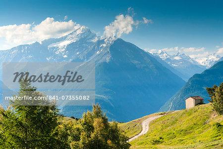 Grand Nomenon, Aosta Valley, Italian Alps, Italy, Europe