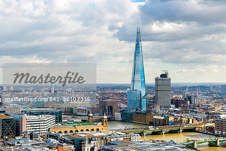 The Shard, London, England, United Kingdom, Europe