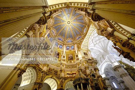 Catedral de Granada, Granada, Andalucia, Spain, Europe
