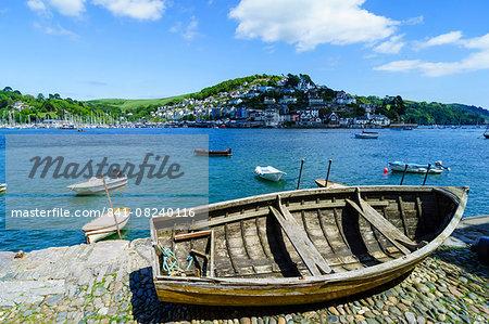 Dartmouth and Kingswear, Devon, England, United Kingdom, Europe