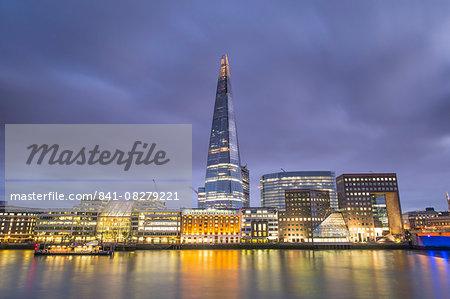 The Shard Building, London, England, United Kingdom, Europe