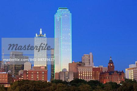 Bank of America Tower, Dallas, Texas, United States of America, North America