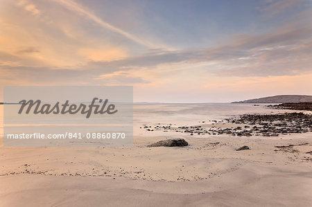 Sellerna Bay, Connemara, County Galway, Connacht, Republic of Ireland, Europe