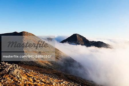 Mount Vihren, 2945m, Pirin National Park, UNESCO World Heritage Site, Bansko, Bulgaria, Europe