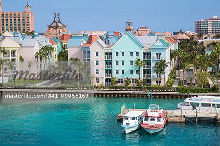 Atlantis resort, Paradise Island, Nassau, Bahamas, West Indies, Caribbean, Central America