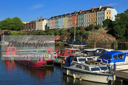 Bathurst Basin, Bristol City, England, United Kingdom, Europe