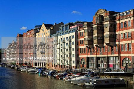 Redcliff Quay, Bristol City, England, United Kingdom, Europe