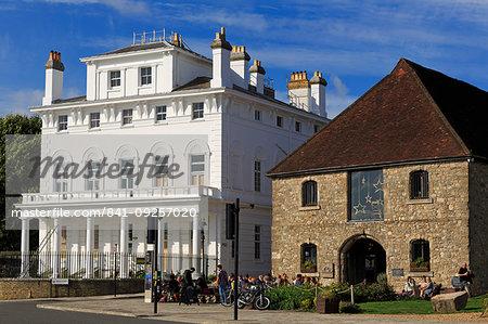 The Wool House, West Quay Road, Southampton, Hampshire, England, United Kingdom, Europe