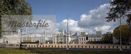 Horse Guards parade, St James' Park, London.