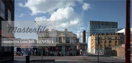 The White Hart, Southwark, London.