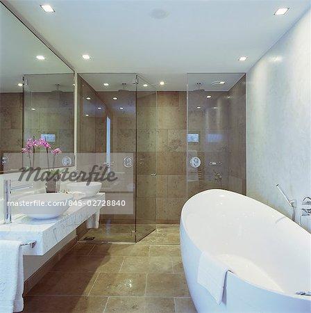 g hotel, galway, ireland - bathroom. designer, philip treacey