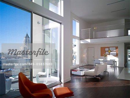 The Hollywood Condominium, Hollywood, California. Architects: Kanner Architects