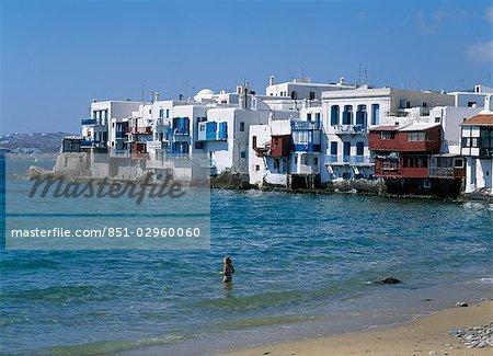 Venetia,Mykonos,Greece
