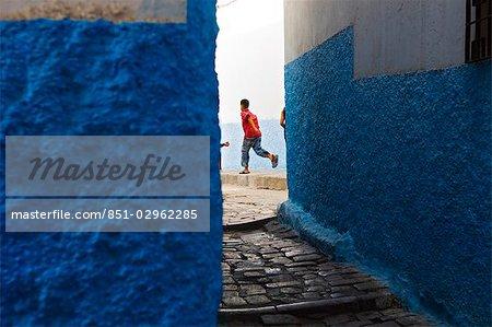 Oudaia Kasbah,Rabat,Morocco