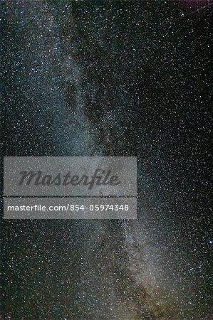 The Milky Way, Interior Alaska, Autumn