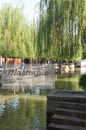 Old town, Zhouzhuang, Jiangsu Province, China