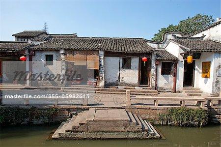 Old town of Zhouzhaung, Kunshan, Jiangsu Province, China