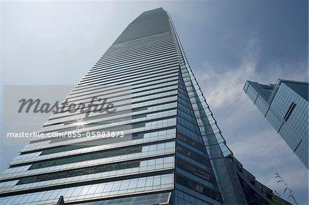 International Commerce Centre, the citys tallest building, Hong Kong