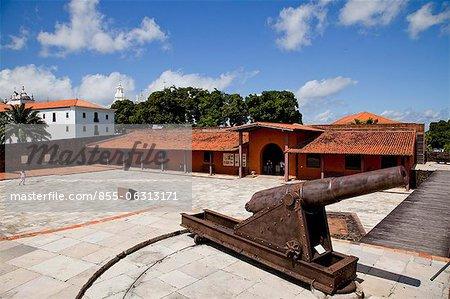 Forte do Castelo do Senhor Santo Cristo do Presépio de Belém, Belém, Pará, Brazil