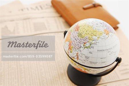Globe Diary and Newspaper