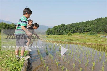 Friends On a Farmland