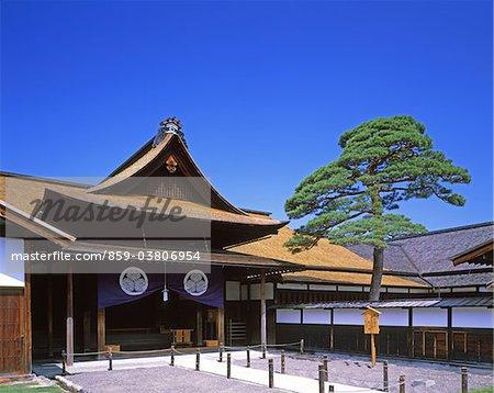 Takayamajinya, Gifu, Japan