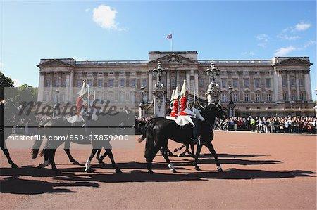 Buckingham Palace,London
