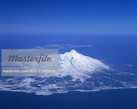 Rishiri Islands And Rebun Islands, Hokkaido, Japan