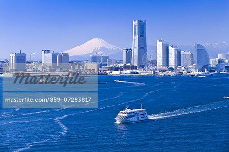 Mt. Fuji, Kanagawa, Japan